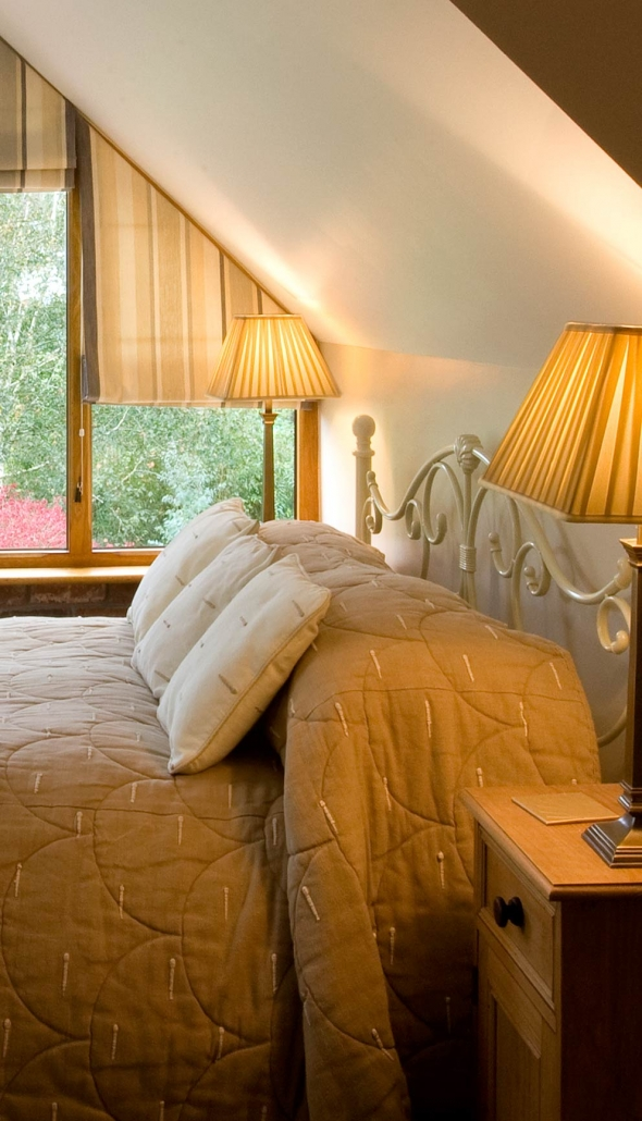 cottage bedroom double